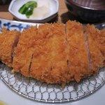 あんず  - 吟醸上州豚ロースかつ(150g)