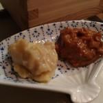 Yakitorisuehirogari - 野菜スティック用の味噌