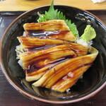さかな屋すし 魚健 - 料理写真:あなご丼 750円