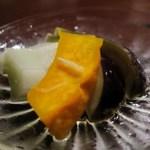 蕎麦 惠土 - 漬物