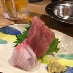 徳田酒店 - 魚セット