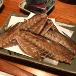 魚哲 - 骨せんべい
