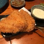 魚哲 - アジフライ