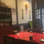 鴨料理 呂尚 - 店内