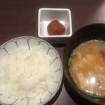 洋食 Matsushita - 松下弁当+800円で黒毛和牛ロースの網焼き