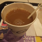 マクドナルド - コーヒー、これも美味しかった(2017.6.26)