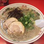 初代だるま - ラーメン(700→350円)