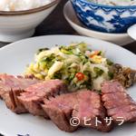 牛たん炭焼 利久 - 牛たん【極】定食