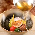 馳走 松宮 - 脂がのった旬の魚に、深い旨みの出汁が合う『キンキのおでん』 ※季節に応じて内容が変わります。
