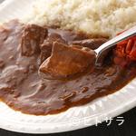 牛たん炭焼き 利久 - 牛たんカレー定食