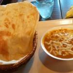 インドネパールカレー ナマステ - チーズチキンカレー
