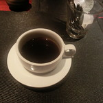 月陽 KARASUMA - 食後のコーヒー
