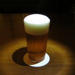 パナセ - ドリンク写真:「ビール」です。