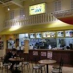 JAY - イオン東大阪店1階 フードコート一番奥にあります!インドカレーの美味しい匂いが漂います