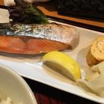 板前料理感菜 - 焼き鮭