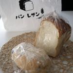 パン レザン - 湯種食パン