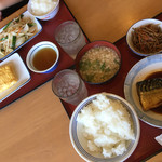 西秦泉寺食堂 - 料理写真: