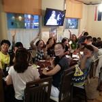 タイレストランパヤオ - ママ友さんのご宴会でご利用いただきました!