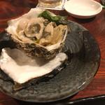 70865253 - 下田産岩牡蠣ガーリックバター醤油(980円)