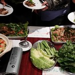 タイレストランパヤオ - ビュフェスタイルのご宴会も賜ります!