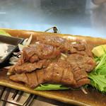 焼きやき亭 - 仙台の牛タン。