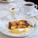 五感 - フレンチトーストのモーニング