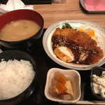 居酒屋竹ちゃん - 日替り定食 @710