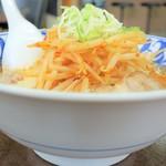 麺や 龍玄 - こってりオロチョンラーメン