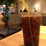 エッグスンシングス - アイスコーヒー