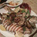 トコントコ - 魚介のグリル