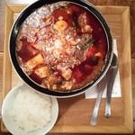 新潟 三宝亭 東京ラボ - 麻婆麺