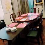 ふらんす食堂 Bistro マルハチ - 個室4~10名さまご利用できます