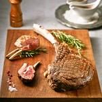 The Grill on 30th - ジューシーに焼き上げたメインのお肉