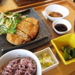 70874884 - 鶏と豆腐のふわふわメンチカツ
