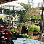 いちごカフェ - カフェの夏