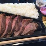 浅草鉄板亭 - ビールに合うお肉
