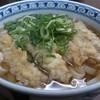 庄屋うどん・そば - 料理写真:・ごぼう天うどん 580円