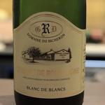 味あら井 - 泡ボトル:Domaine du Bicheron Crémant de Bourgogne Brut