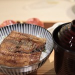味あら井 - 鰻丼