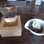 70879818 - 日本酒(水芭蕉)620円