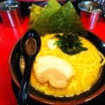 日野大和家 - 料理写真:ラーメン並。¥500