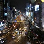 7088095 - 店内から見た246の夜景。メチャきれい!