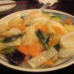 蜀食成都 - 海鮮おこげ