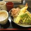 そば処 福そば - 料理写真:えび天おろしそば(大盛り) 1220円 (2017.7)