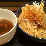 瓦町どら鴨 - 【鴨つけ麺 並盛り】¥800