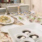 トルコ料理&地中海料理メッゼ - バイキング