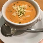 サラベス - スープ