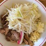 ラーメン 大高山 - 料理写真:大高山まぜ(770円)★★★★☆