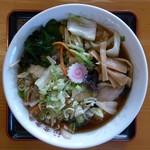 稲倉 - 野菜中華しょうゆ
