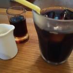 ごはん食堂 桐家 - アイスコーヒー